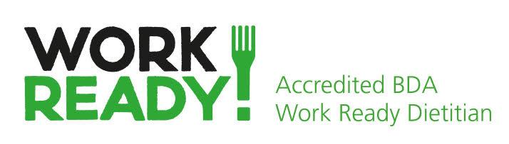 BDA Work Ready logo